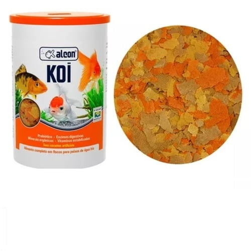 Alcon Koi Goldfish 10 G