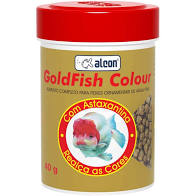 Alimento Alcon Goldfish Colours 40 G