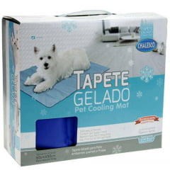 TAPETE GELADO CHALESCO PET COOLING 60cm X 90cm
