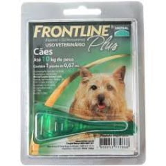 Frontline Plus P  Antipulgas E Carrapatos
