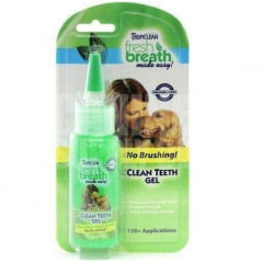 Gel Removedor De Tartáro Fresh Breath Tropiclean - 59 Ml