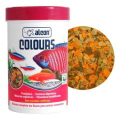 Alimento Alcon Colours  50g